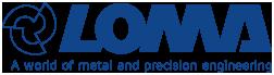 LOMA Metal Logo