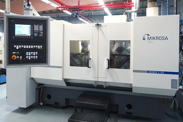 LOMA CNC grinding machine
