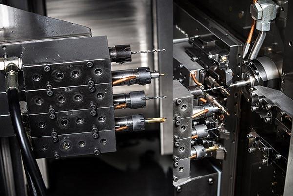LOMA CNC long lathe machine