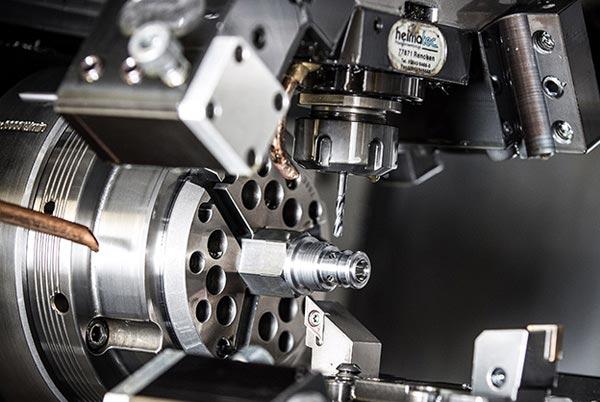 LOMA CNC short lathe machine