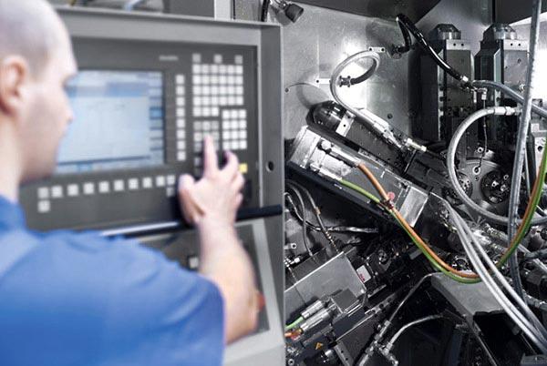 CNC-Mehrspindler
