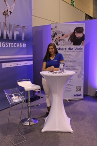 LOMA auf der Jobs for Future Messe 1