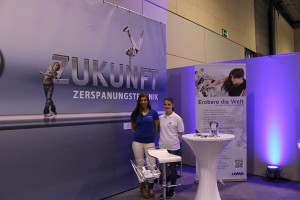 LOMA auf der Jobs for Future Messe 2
